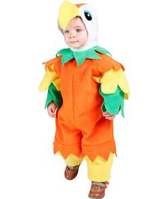 Costume de perruche bébé