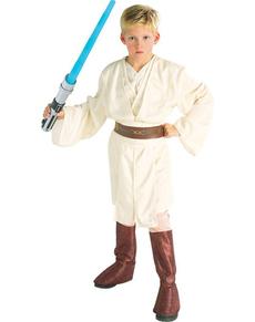 Costume d'Obi-Wan Kenobi haut de gamme pour garçon