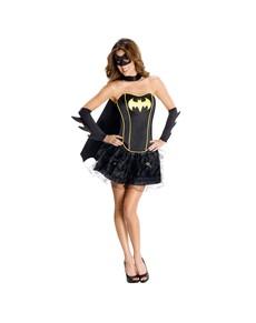 Costume de Batgirl Corset Secret Wishes