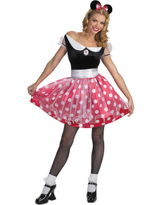 Costume de Minnie Mouse adulte