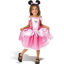 Costume de Minnie Mouse rose pour fille