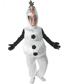 Costume Olaf La reine des neiges pour enfant