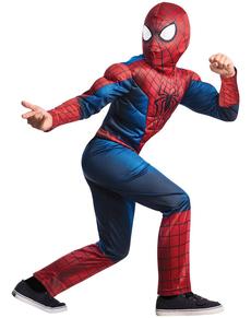 Costume The Amazing Spiderman 2 deluxe enfant
