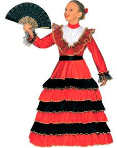 danseuse espagnole fille
