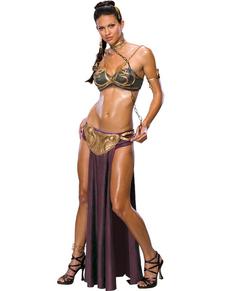 Déguisement Princesse Leia esclave sexy