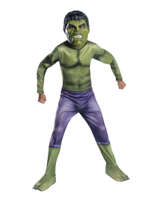Costume Hulk Avengers: L'Ère d'Ultron enfant