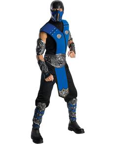 Costume de Subzero Mortal Kombat haut de gamme