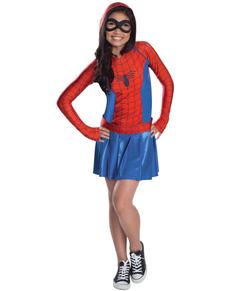 Vestido Costume Spidergirl fille