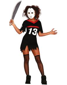 Déguisement Jason assassin femme