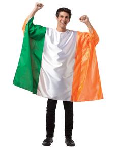 Déguisement drapeau Irlande homme