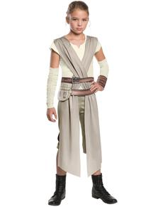 Costume Rey Star Wars Épisode 7 classic fille