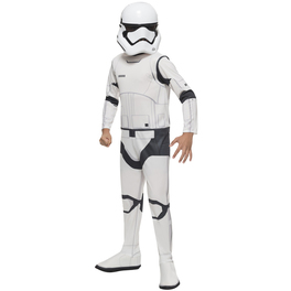 Costume Stormtrooper Star Wars Épisode 7 classic enfant