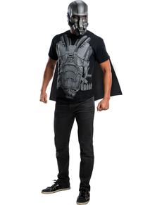 Kit costume Général Zod Superman Man of Steel homme
