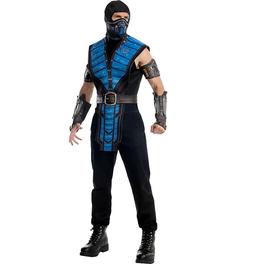 Costume Sub-Zero Mortal Kombat X homme
