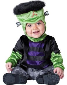 Déguisement monstre Frankenstein bébé