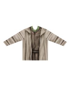 T-shirt Yoda adulte