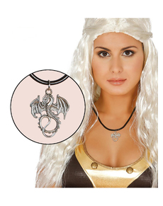 Collier dragon adulte