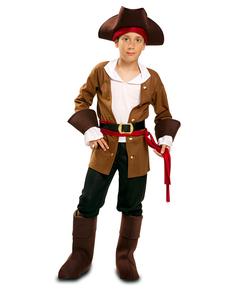 Déguisement pirate aventurier enfant