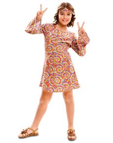 Déguisement jamaïcaine hippie femme