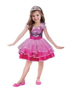 Costume Barbie ballet fille