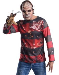 Kit costume Freddy Krueger homme