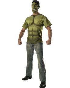 Kit Costume Hulk homme
