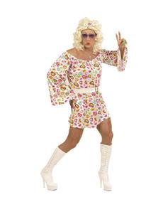 Déguisement hippie glamour homme