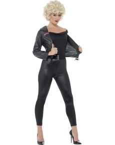 Costume Sandy cuir Grease femme