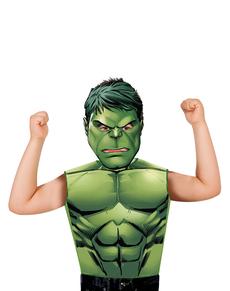 Kit costume Hulk économique pour enfant
