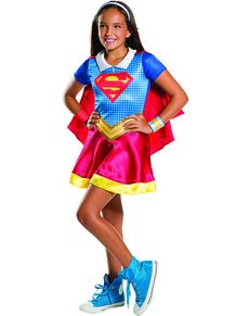 Costume Supergirl fille