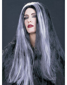 Perruque Morticia